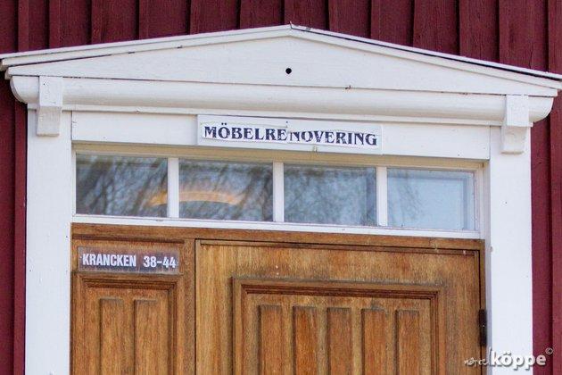 Schwedisch Lappland Und Die Kunst Des Mobel Restaurierens