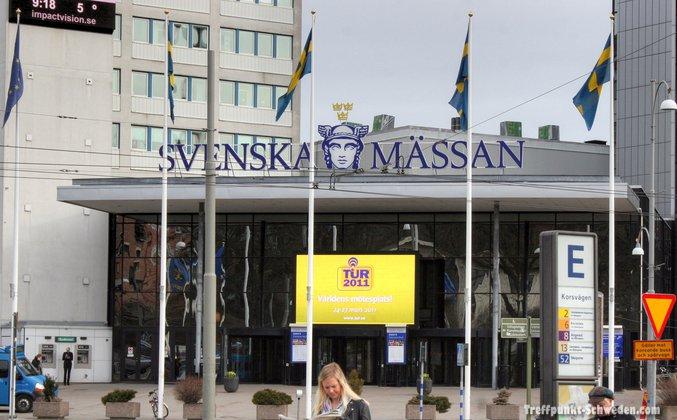 Der tur  In 8 Stunden durch ganz Schweden - TUR 2011 in Göteborg